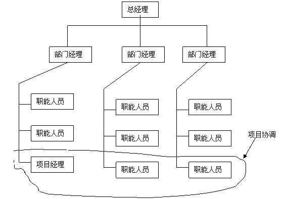 平衡矩阵型组织