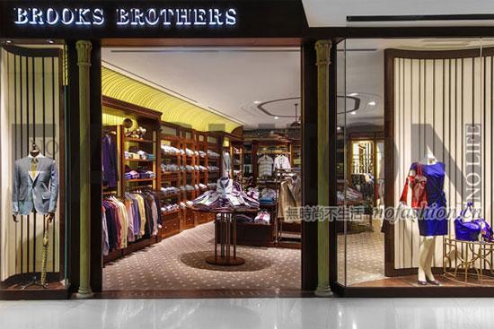 狗破处小�_brooks brothers,华镫集团成立中国公司 2016上线电商
