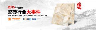 2015年中国瓷砖行业大事件盘点