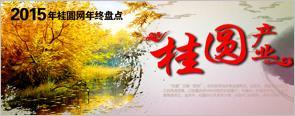 2015年桂网圆产业年终盘点